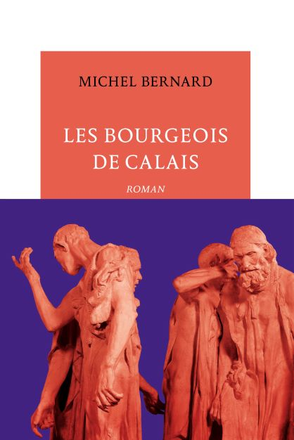 Couverture Bourgeois de Calais